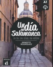 Un día en Salamanca A1 - Libro + MP3 descargable