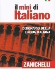 Zanichelli il mini di Italianio - Dizionario della Lingua Italiana