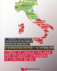 Conoscere l'Italia con CD. Corso di lingua italiana per studenti stranieri di livello B2-B2+