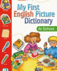 ELI My First English Picture Dictionary - At School