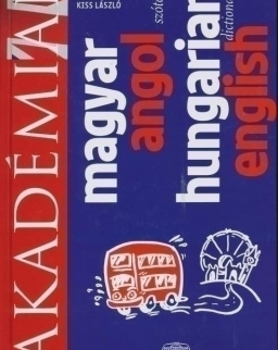 Akadémiai magyar-angol szótár (Hungarian-English Dictionary)