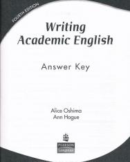 Writing Academic English - 4th Edition Answer Key