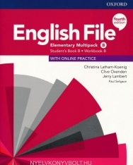 English File 4th Edition Elementary Student's Book/Workbook Multi-Pack B