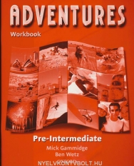Adventures Pre-Intermediate Workbook