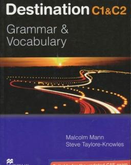 Destination C1 & C2 Grammar & Vocabulary without Key
