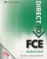 Direct to FCE Student's Book with Website Access