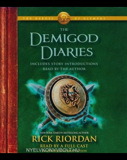 Rick Riordan: The Demigod Diaries - Audio Book (5CDs)