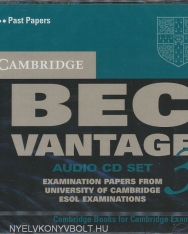 Cambridge BEC Vantage 3 Official Examination Past Papers Audio CD (2)