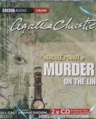 Agatha Christie. Hercule Poirot in Murder on the Links - Audio Book (2 CDs)