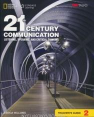 21st Century Communication 2 Teacher's Guide