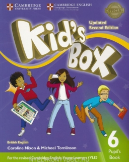 Kid's Box Second Edition Updated 6 Pupil's Book