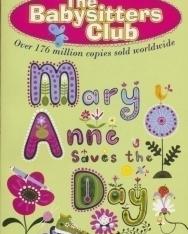 Ann M. Martin: Mary Ann Saves the Daz - The Babysitters Club