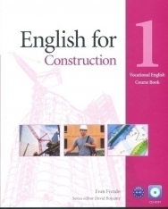 English for Construction - Vocational English 1 Course Book with CD-ROM