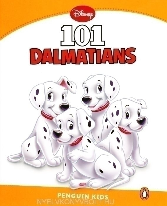 101 Dalmatians - Penguin Kids Disney Reader Level 3