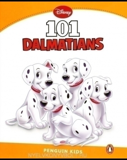 101 Dalmatians - Penguin Kids Disney Reader Level 3