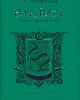 J.K.Rowling: Harry Potter and the Chamber of Secrets - Slytherin Edition