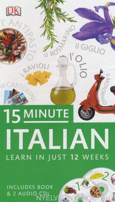 15 Minute Italian - Learn In Just 12 Weeks