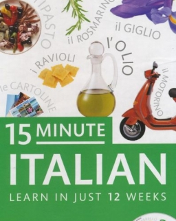15 Minute Italian - Learn In Just 12 Weeks