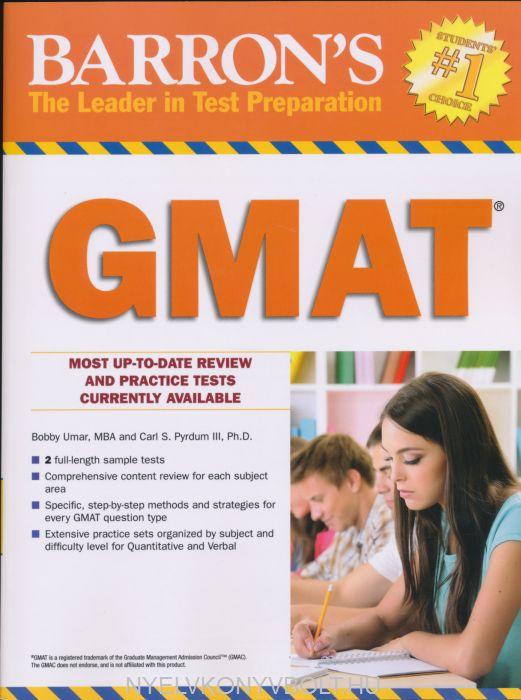 Barron's GMAT (18th Edition)