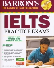 Barron's IELTS Practice Exams with Audio CDs - Second Edition