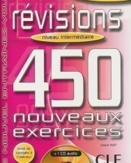 Révisions 450 nouveaux exercices + CD Niveau intermédiare