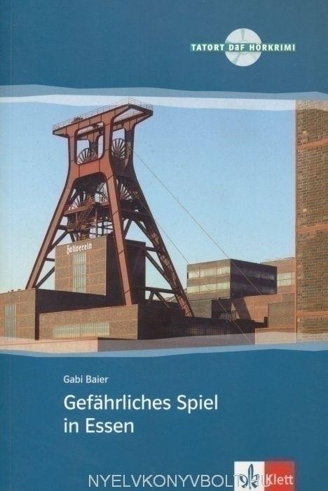Gefahrliches Spiel in Essen mit Audio CD - Klett Tatort Daf Hörkrimi