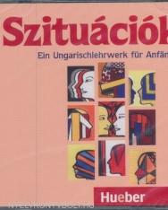 Szituációk: Ein Ungarischlehrwerk für Anfänger - Audio CD