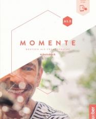 Momente A1.2 Arbeitsbuch plus interaktive Version