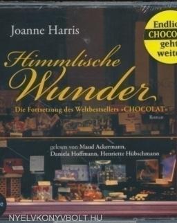 Joanne Harris: Himmlische Wunder - Audio CDs