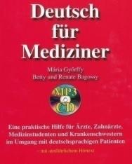 Deutsch für Mediziner mit MP3 CD