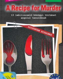 PONS: A Recipe for Murder + letölthető hanganyag - A1-A2
