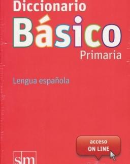 Diccionario Básico Primaria, Lengua Espanola acceso ON LINE
