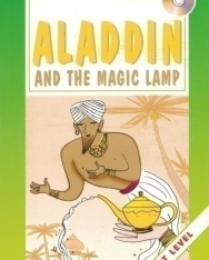 Aladdin and the Magic Lamp with Audio CD - La Spiga First Readers - Beginner (A1)