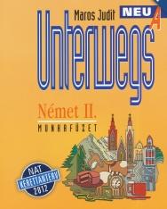 Unterwegs Neu A Német II. Munkafüzet - NAT 2012