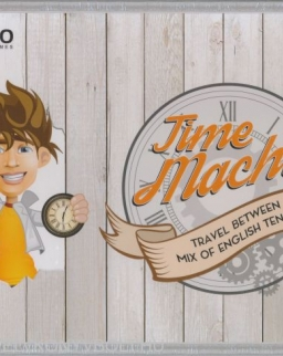 TIME MACHINE Travel Between Mix of English Tenses