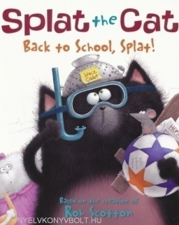 Splat the Cat - Back to School, Splat!