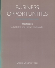 Business Opportunities Workbook