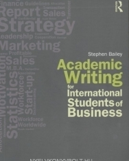 Academic Writing for International Student's of Business