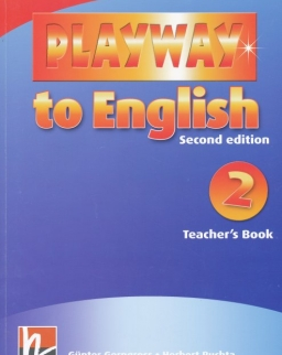 Playway to English - 2nd Edition - 2 Teacher's Book