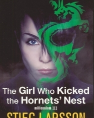 Stieg Larsson: The Girl Who Kicked the Hornets' Nest (Millennium Trilogy 3 angol nyelven)