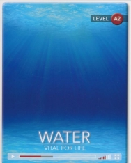 Water - Vital for Life with Online Access - Cambridge Discovery Interactive Readers - Level A2