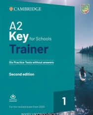 Key for Schools Trainer Second Edition - Six Practice Tests without Answers + Audio Download - For the Revised Exam from 2020