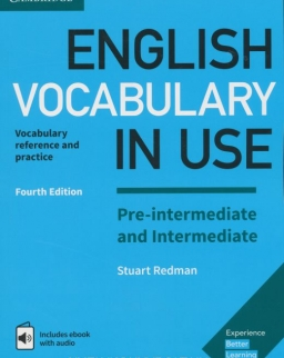 English Vocabulary in Use pre-intermediate & intermediate - 4th edition - with answers - incules ebook with audio