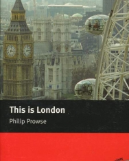 This is London with Audio CD - Macmillan Readers Level 2