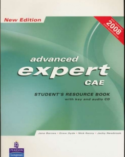 Advanced Expert CAE 2008 Student's Resource Book with Key and Audio CD