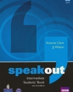 Speakout Intermediate Student's Book and DVD/Active Book Multi-Rom Pack