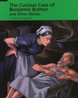 The Curious Case of Benjamin Button and Other Stories with MP3 Audio CD/CD-ROM - Penguin Active Reading  Level 3
