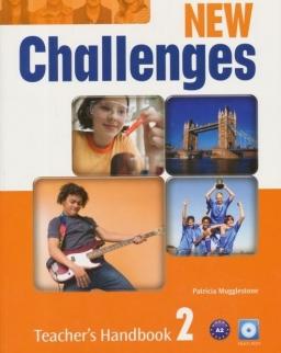 New Challenges 2 Teacher's Handbook with Multi-Rom