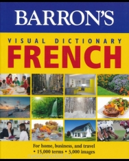 Barron's Visual Dictionary - French