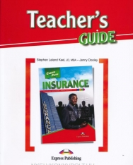 Career Paths - Insurance Teacher's Guide